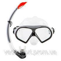Набор: маска,трубка Dolvor М9510Р+SN09Р