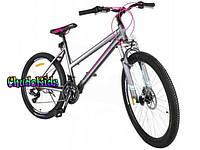 """Горный женский велосипед Crosser Infinity 26"""""""