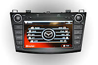Штатная магнитола Mazda 3