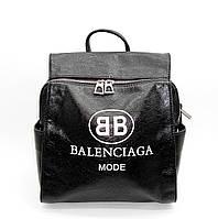 Модный женский кожаный рюкзак-сумочка DBN-032771 Италия, фото 1
