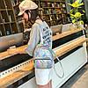Голограммный маленький рюкзак, фото 2