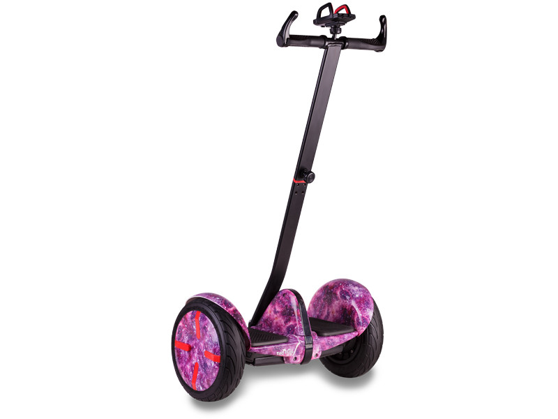 Гироскутер TaoTao NineBot Mini (54V) - Hand Drive PRO (Music Edition) Space Violet (Сиреневый космос)