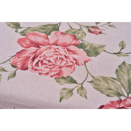 Кухонный фартук Large Pink Rose, фото 2