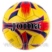 Мяч футбольный JM-4, DXN YW, красно/черный