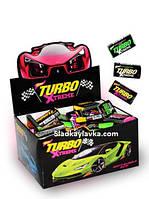 Жевательная резинка TURBO XTREME 100 шт (PowerGum)