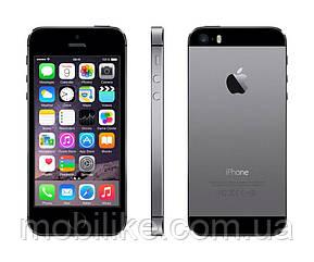 Мобильный телефон iPhone 5S 16GB Space Gray (Серый)