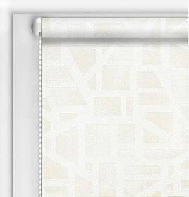 Рулонні штори DIY Призма білий
