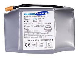 Батарея: SAMSUNG Li-ion 36м 4,4aH для гиробордов: 6,5, 8, 8,5, 10, 10,5 дюймов