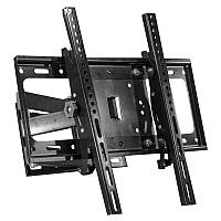"Крепеж для телевизора DJI CP-401 26"" - 52"" на стену кронштейн с уровнем для плазмы наклонно-поворотный"