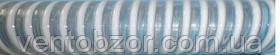 Аспирационный воздуховод ПХВ перекачка жидкостей облегченный