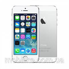 Мобильный телефон iPhone 5S 16GB Silver (Серебро)