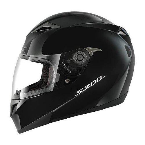 Шлем Shark S700 Oxyd р.M, черный глянец