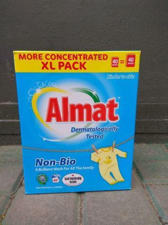 Almat Порошок стиральный Stain-Lift Non-Bio 2,6kg 40 стирок для детких вещей