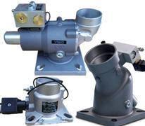 Клапан всасывающий для винтового компрессора Remeza ВК5, ВК7, ВК10, ВК5E, ВК7E, ВК10E (RH10E 24V)