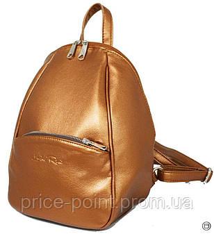 Рюкзак бронза 00406