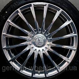 Диски кованые 20'' Mercedes-Benz S-Klass S63 S65 AMG W222
