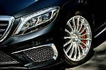 Диски кованые 20'' Mercedes-Benz S-Klass S63 S65 AMG W222 , фото 3