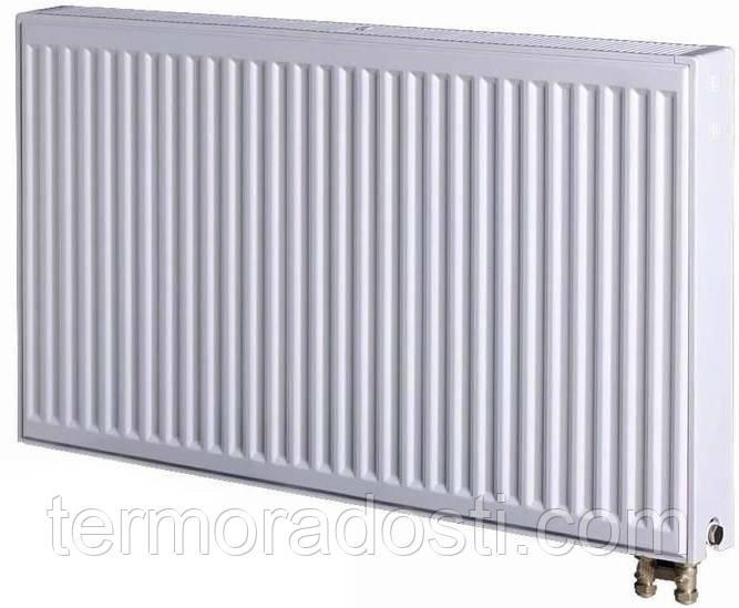 Стальной панельный радиатор Purmo CV33 300х1000 (нижнее подкл.)