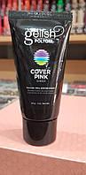 Каучуковый биогель для наращивания ногтей Gelish Polygel Cover Pink Sheer 30гр