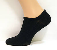 Носки в сеточку мужские черного цвета, фото 1