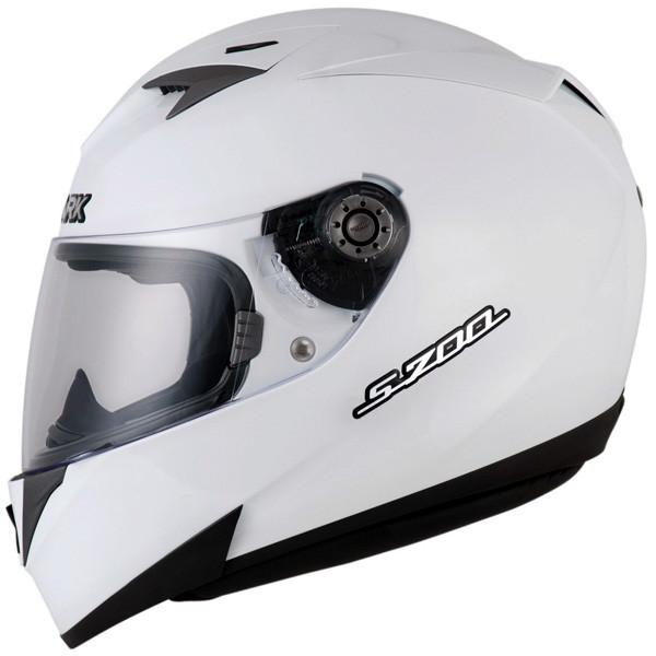 Шлем Shark S700 Prime р.XL, белый
