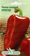 "Семена перца сладкого Кристал, среднеспелый 0,2 г, ""Елітсортнасіння"", Украина"