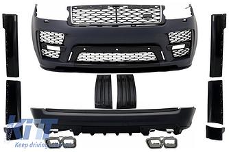 Обвес тюнинг Range Rover Vogue L405 стиль SVO