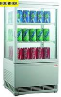 Шкаф — витрина холодильный настольный RT58L-1RFROSTY (Италия)