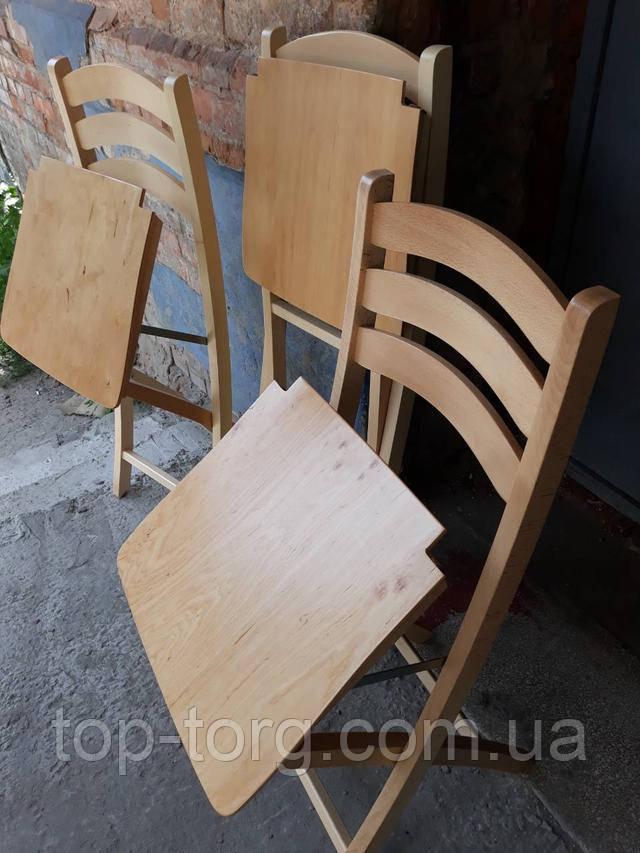 Фото раскладные стулья в натуральном цвете