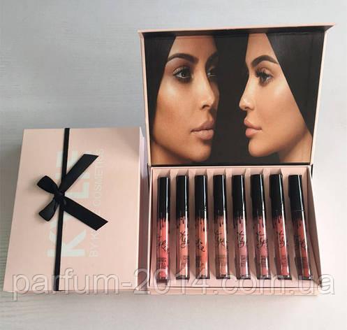 Подарочный набор матовых блесков Kylie (реплика), фото 2