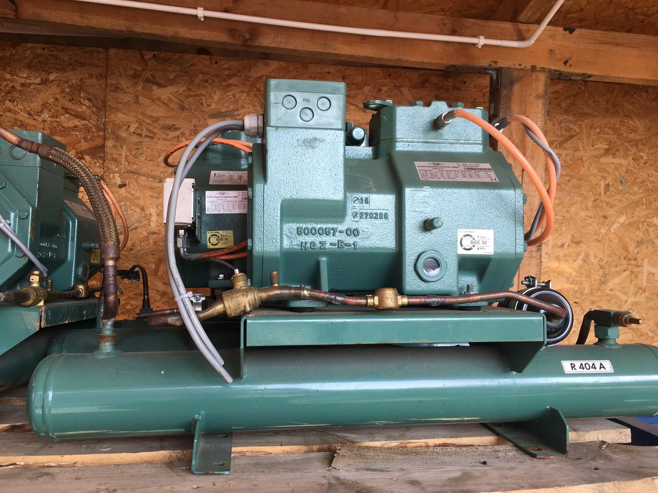 Холодильный Б/У компрессор Bitzer 2HC-1.2Y-40S [6.5 m3/h]