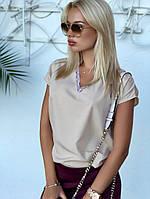 Блузка с кружевом № 507 мар., фото 1