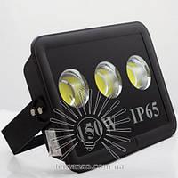 Прожектор LED 150w 6500K 3LED IP65 13500LM LEMANSO чёрный/ LMP14-150