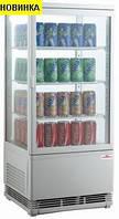 Шкаф — витрина холодильный настольный RT78-1R FROSTY (Италия)