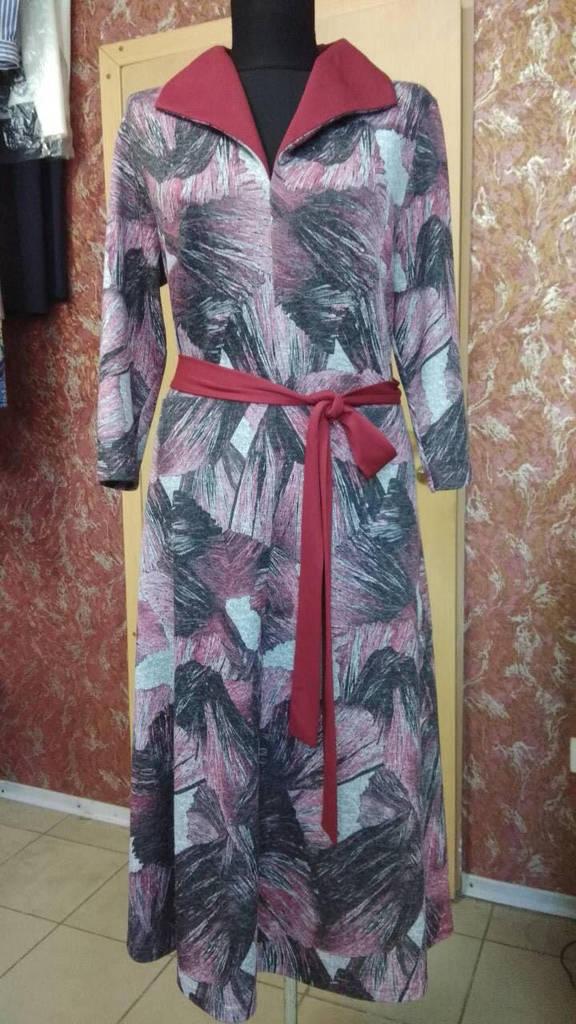 Платье  - Л380-2  (50р) (ф)