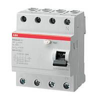 УЗО ABB FH204AC-25/0,03, 2CSF204002R1250