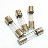 Предохранитель (5 x 20 mm) стекло  0,5A  Daier