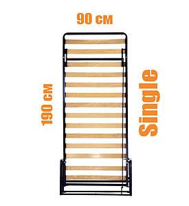 Вертикальная откидная кровать LWB 900*1900