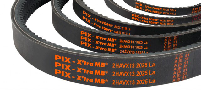 Ремень 2НВ-2415-К LA PIX 124572А1