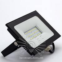 Светодиодный LED прожектор 30w 6500K IP65 2400LM LEMANSO чёрный/ LMP9-32