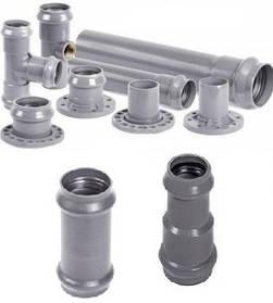 Напорный водопровод и трубы для скважин