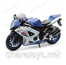 Масштабная модель мотоцикла Suzuki GSX R1000