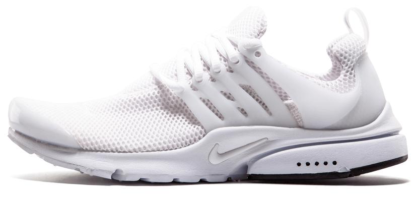 Женские кроссовки Nike Air Presto White (найк аир престо, белые) - Brand  House afc2af12352