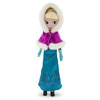 "Плюшевая кукла Эльза ""Холодное сердце"" Disney, фото 1"