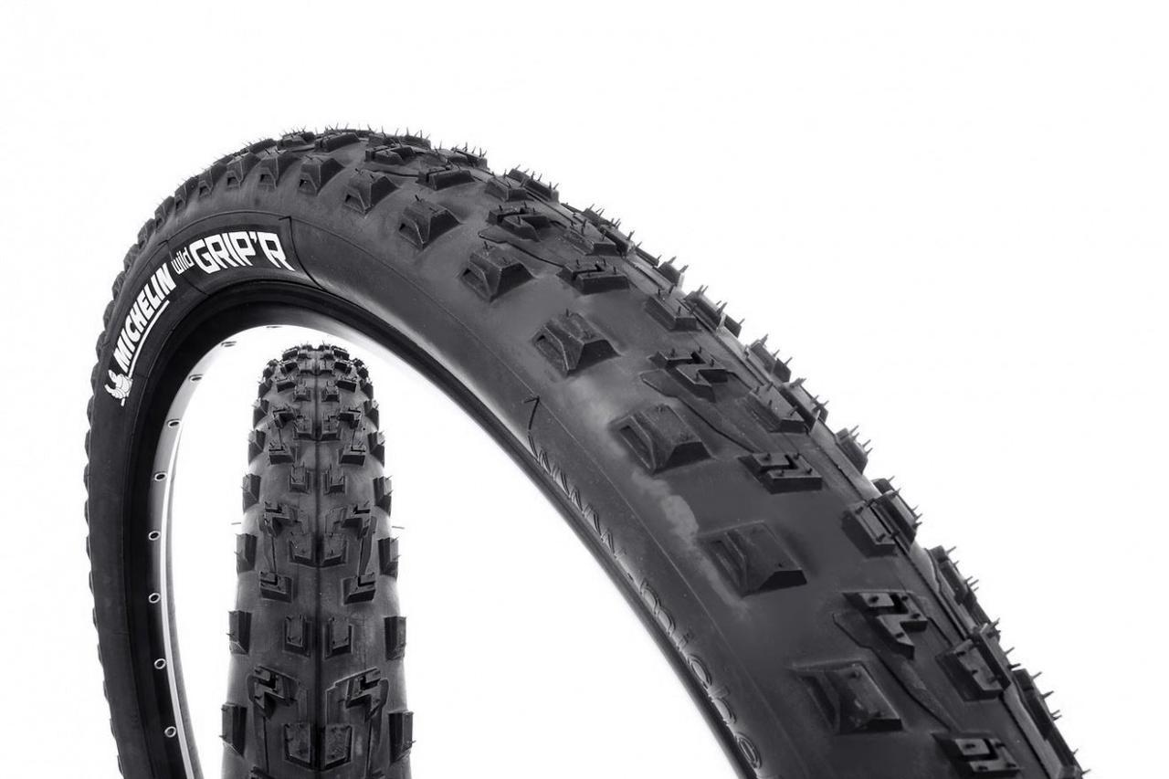 "Покрышка Michelin Wild Grip'r 29x2.1"" Tubeless Ready Folding"