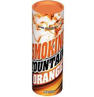 Цветной дым для фотосессий Maxsem оранжевый средняя насыщенность