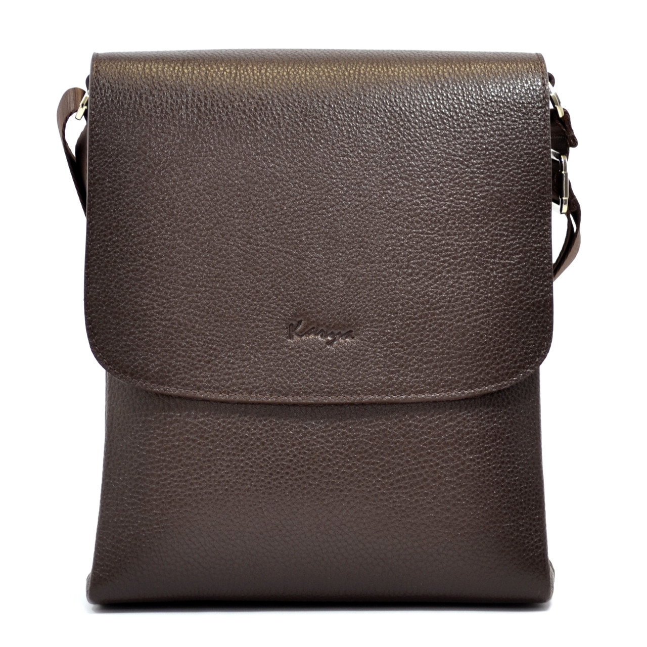 1ad8b8e0ac46 Мужская сумка Karya из натуральной кожи от интернет-магазина