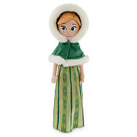 "Плюшевая кукла принцесса Анна ""Холодное сердце"" Дисней, фото 1"