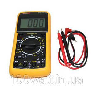 Мультиметр Универсальный DT 9205 A тестер GAV398