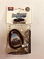 Ароматизатор на решетку черная машина  Dr Marcus Car Vent Gel, фото 1